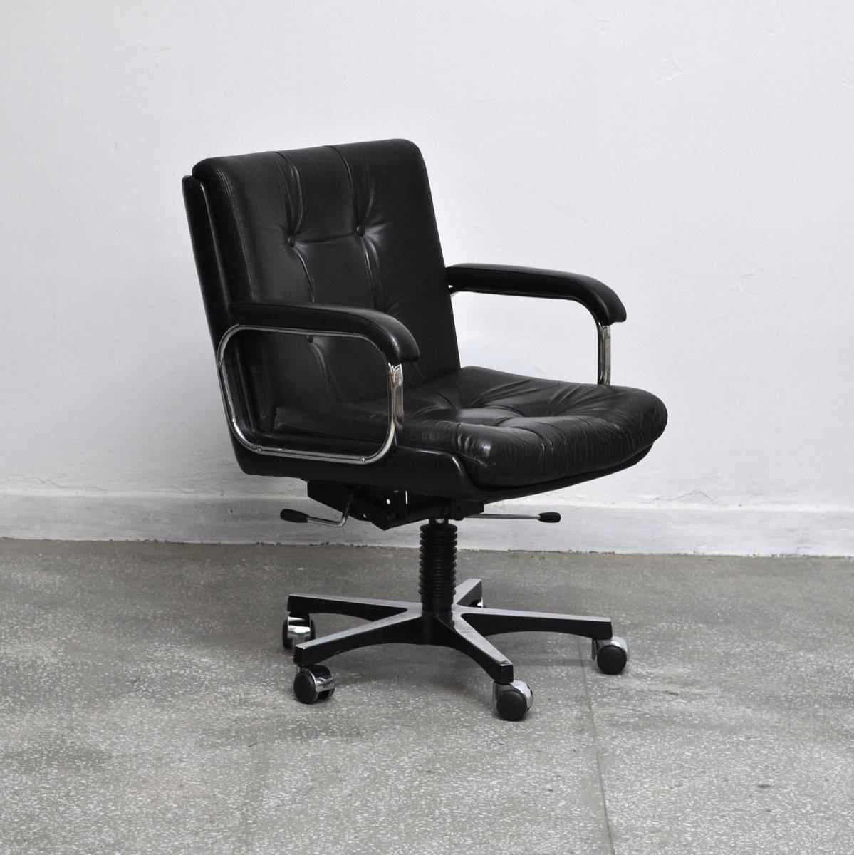 ergonomic chair norway air mattress bed vintage norwegian office from ring mekanikk for sale