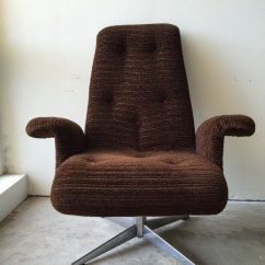 Swivel Chair Ireland How To Stain Adirondack Chairs Brown From Goldsiegel, 1960s For Sale At Pamono