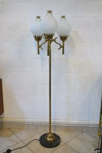 Italian Floor Lamp, 1950s for sale at Pamono