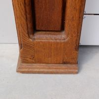 Vintage Oak Fireplace Surround for sale at Pamono