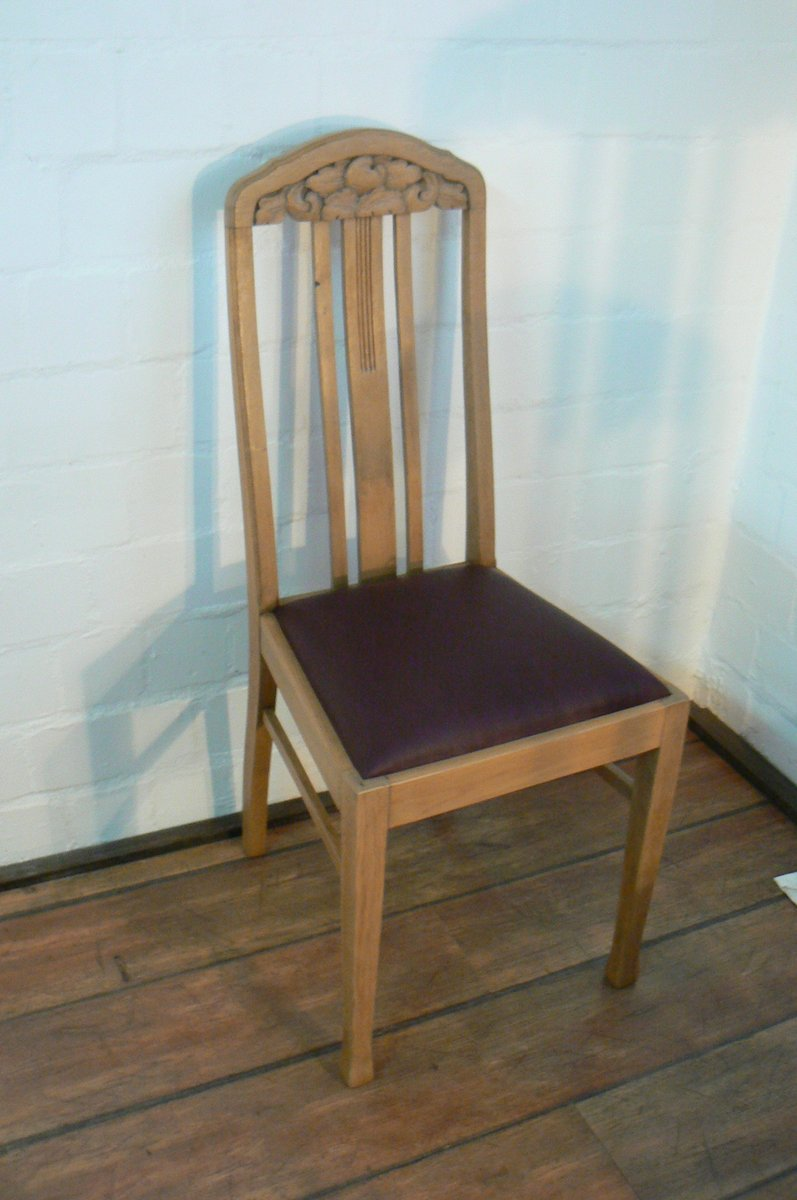 antique oak dining chairs argomax mesh ergonomic office chair uk german set of 4 for sale at pamono price per