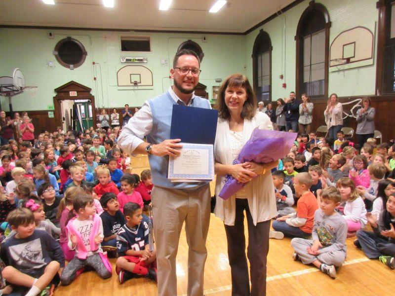 Westfield Teacher Named 2016 Exemplary Elementary