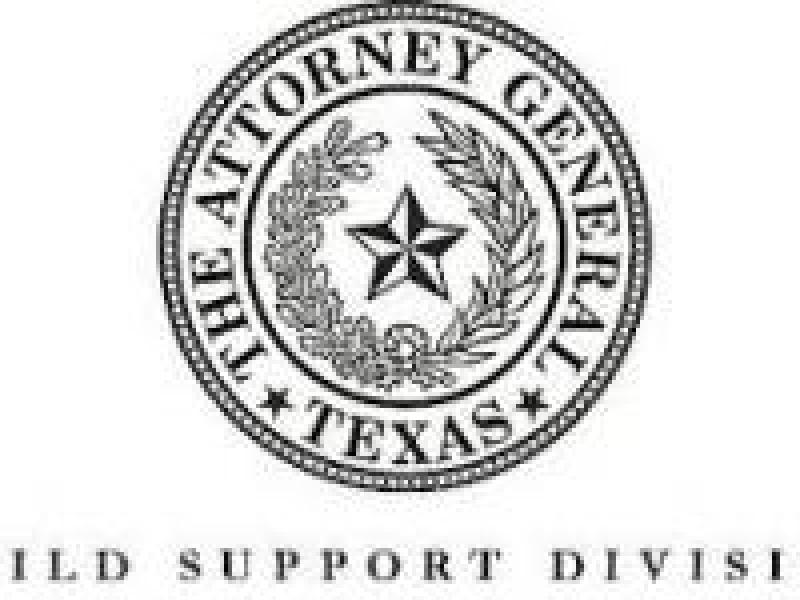 Texas Attorney General's Office Links Child Support