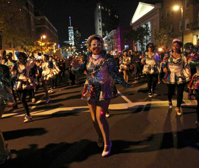 Greenwich Village Halloween Parade Where To Watch Road Closures