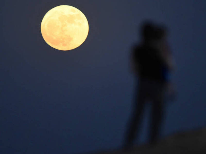 Supermoons Lunar Eclipse Meteor Showers In Virginia DC