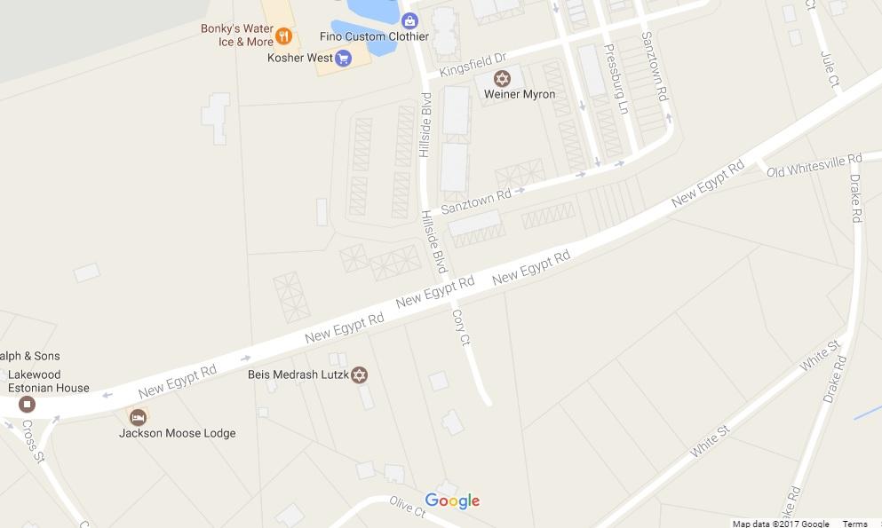 Pedestrian Killed Crossing Route 528 In Lakewood