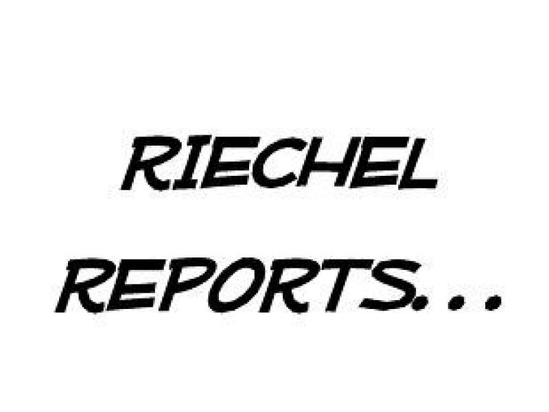 Riechel Reports.... SECOND HARVEST FOOD BANK TO OPEN THE