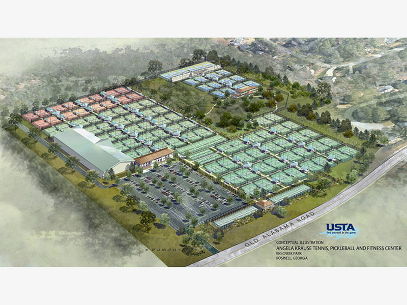 Petition Seeks To 'Save Big Creek Park' From Tennis Center   Roswell ...