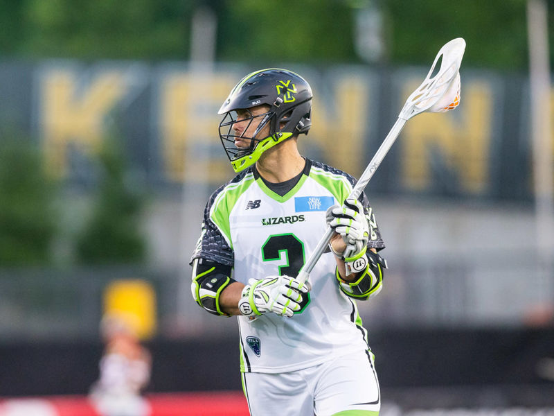 Evolution Lacrosse Academy Teams Up With Pro Player Rob
