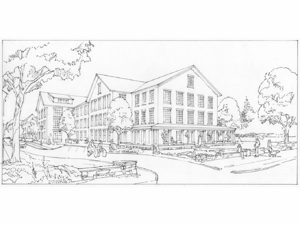 New Residential Development Proposed For Downtown Site In