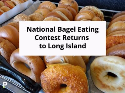 National Bagel Eating Contest Returns to Long Island This ...