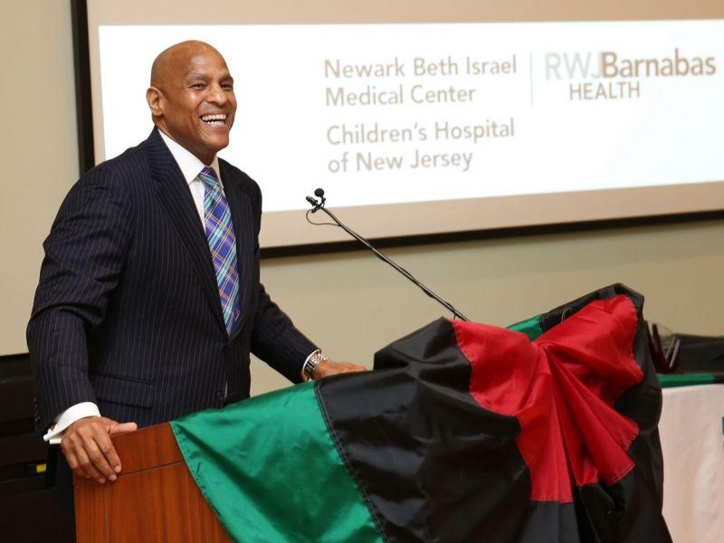 Newark Hospital Black President and CEO Makes History