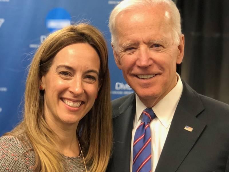 Joe Biden Endorses Mikie Sherrills Bid For US Congress