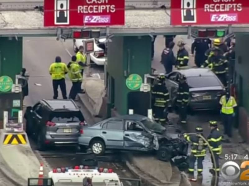 Victim Id D In Fatal Garden State Parkway Toll Booth Crash