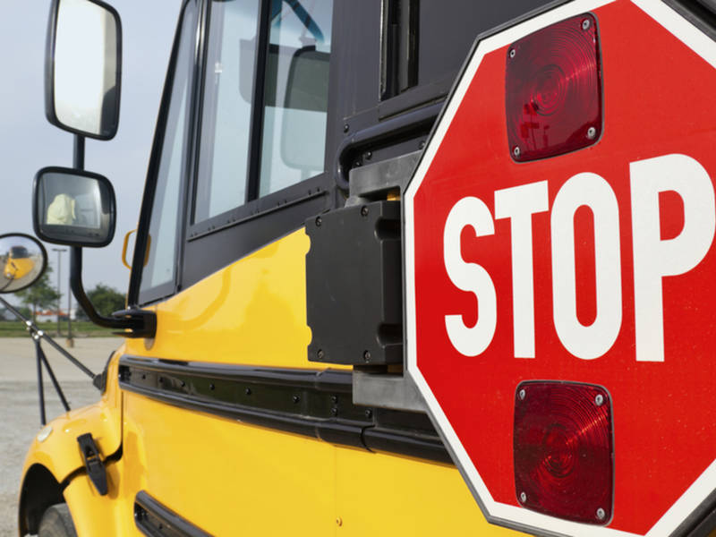 5 Students Injured Following Montgomery School Bus Crash