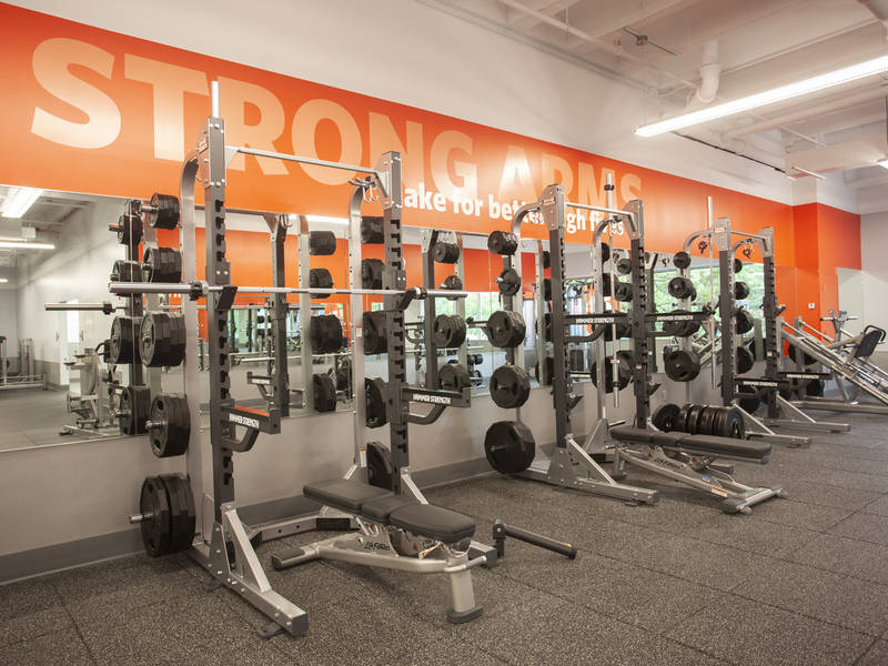 Blink Fitness Opens In Union County  Clark NJ Patch