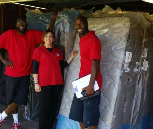 Mattress Firm Help  Homeless And Abused Individuals Sleep Well At Lambs Fold