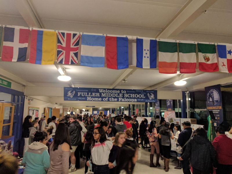Photos Fuller Mulitcultural Fest Celebrates Students
