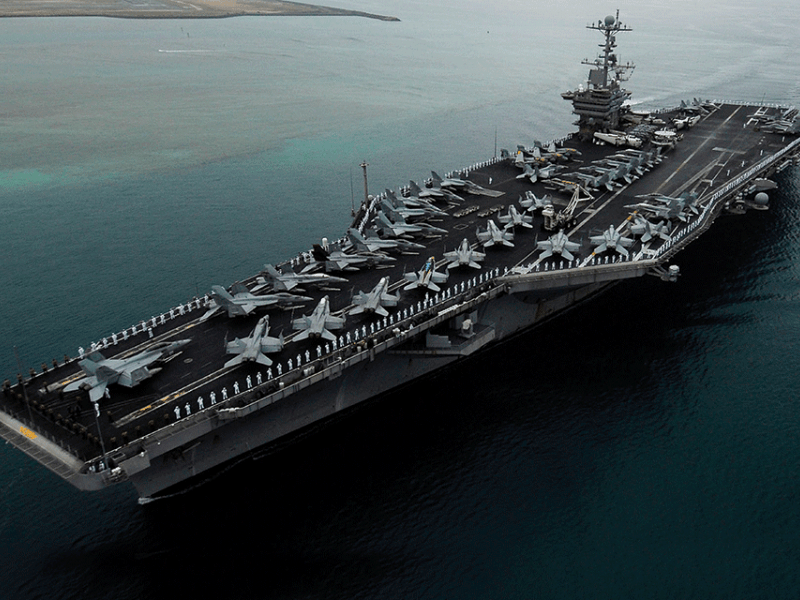 3 Warships From USS John C Stennis to Return this Week  San Diego CA Patch