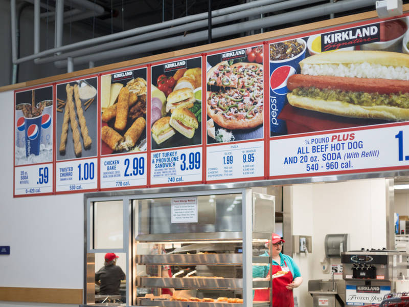 Food Kiosks At Costco A New Way To Order Out In Orange