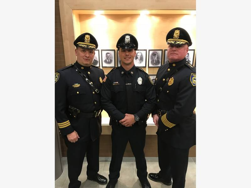 Newest Tewksbury Police Officer Completes Training