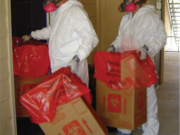 How To CleanUp Trauma Scenes and other Biohazards