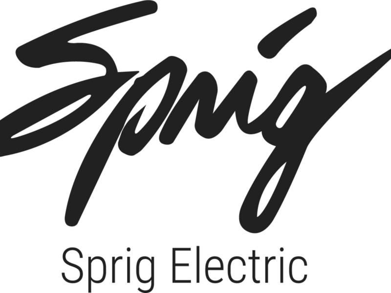Sprig Electric Religns Executive Leadership Team