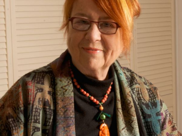 To Celebrate 75th Birthday, Artist, Priscilla Beadle Makes 52 Necklaces in 2017