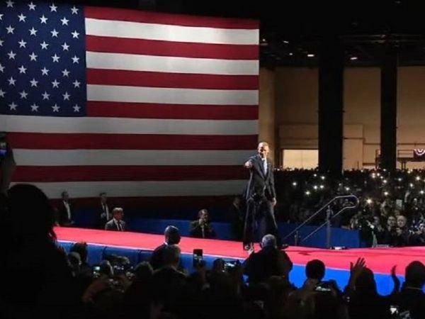 President Obama's Farewell Speech: Full Transcript of His Address