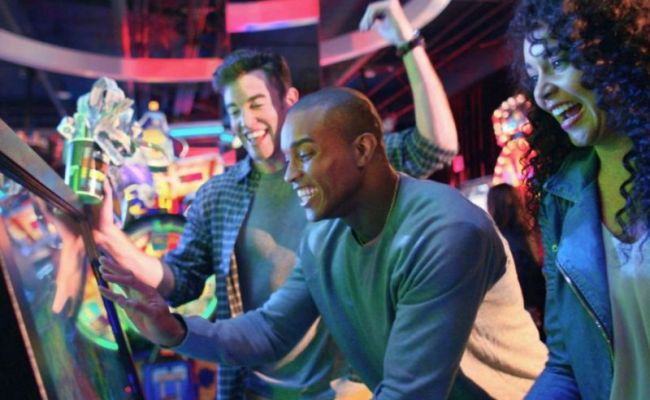Dave Buster S Coming To Carlsbad In January Carlsbad