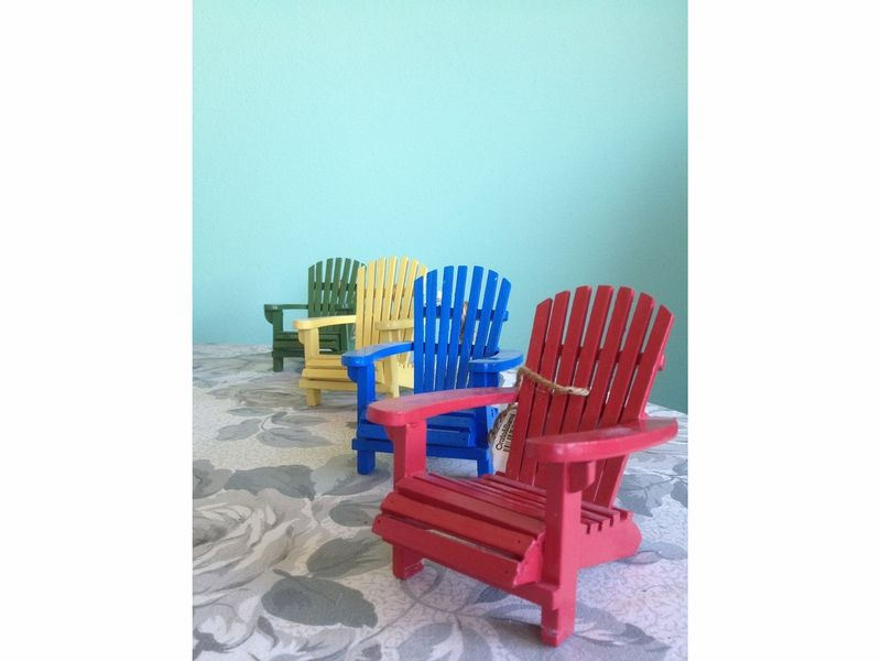 painted adirondack chairs outdoor rocking chair set celebrate columbia with md patch