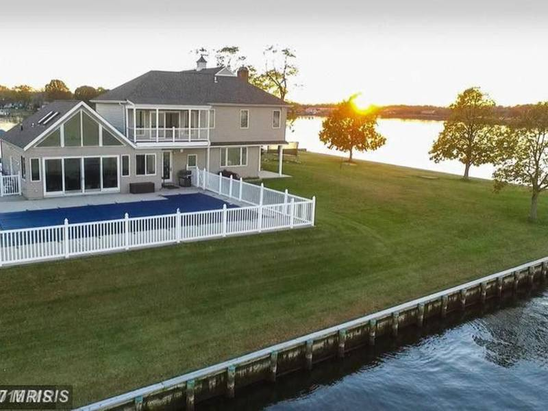 Peninsulas Beaches Piers Marylands Waterfront WOW