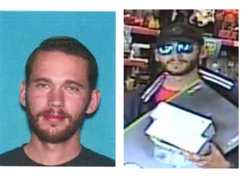 Suspect Killed By LAPD Was Valley's Serial Robber, Shaggy Bandit