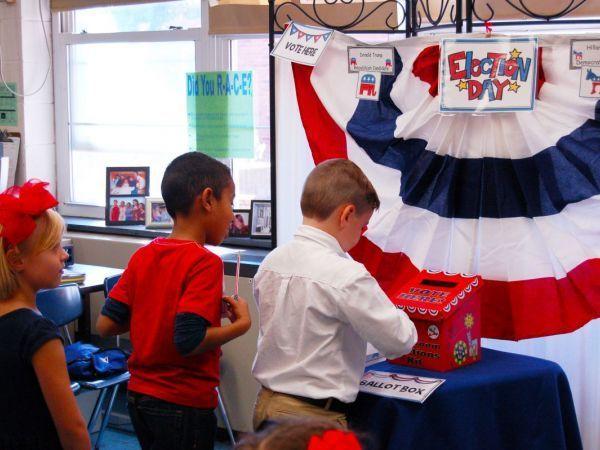 Michigan Kids Back Clinton Over Trump: Scholastic Poll