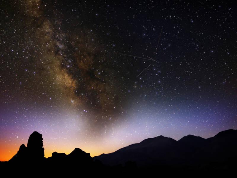 Lyrid Meteor Shower 2018 When It Peaks Where To Watch