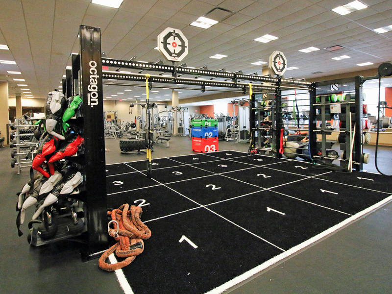 NRG Lab completes functional training space refresh with