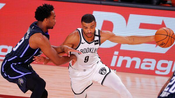 """""""Бруклин"""" обыграл """"Орландо"""" в матче НБА"""