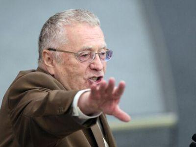 Жириновский предложил сократить срок президентства до пяти лет