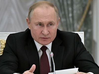 Путин призвал продумать обеспечение допфинансирования нацпроектов