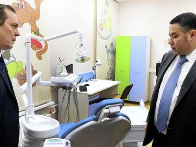 В Твери открывается новая детская поликлиника