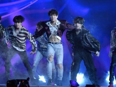 Стало известно, когда BTS отправятся а концертный тур