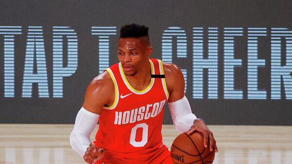 Уэстбрук пропустит старт серии первого раунда плей-офф НБА