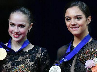 Закарян сравнил программы Загитовой и Медведевой
