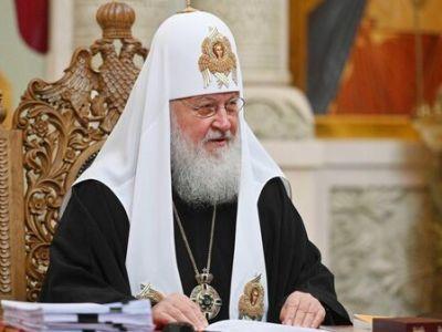 Впервые за столетие прошло заседание Синода и Высшего совета РПЦ