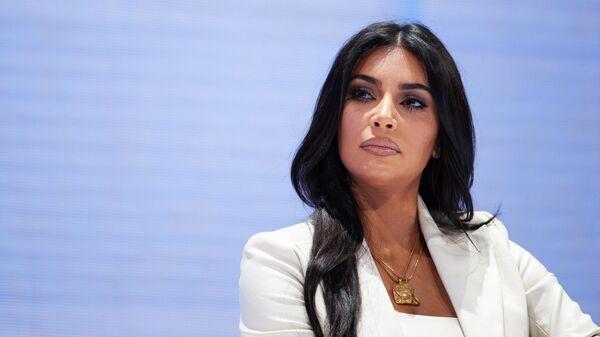 Ким Кардашьян подарила шестилетней дочери пиджак Майкла Джексона