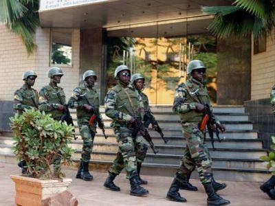 На севере Буркина-Фасо десять солдат погибли во время новой атаки