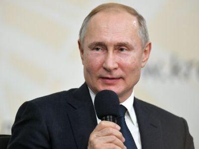 ВЦИОМ выяснил, кого россияне считают политиком года