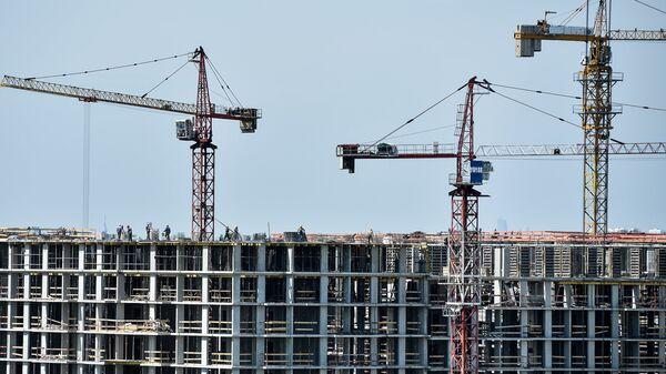 Жилищное строительство