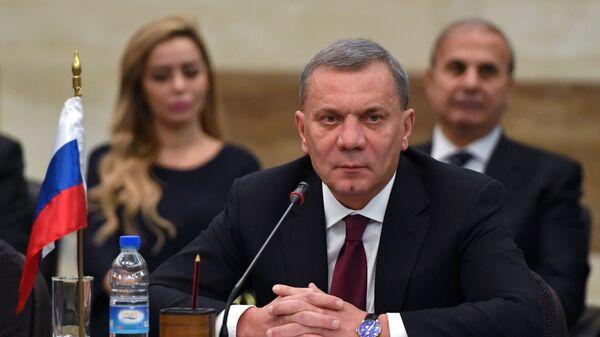 В Москве проходит заседание российско-сирийской межправкомиссии