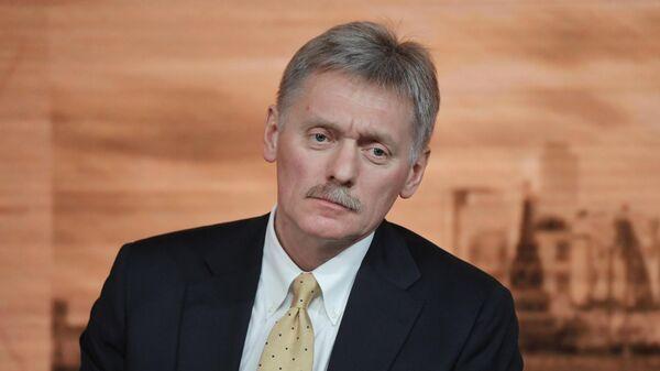 В Кремле прокомментировали слова Лукашенко о Путине и Медведеве